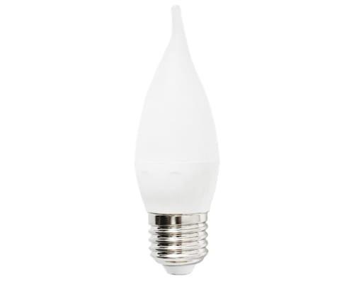 Ogromnie Żarówka płomyk LED E27 6W=60W zimna | Sklep Internetowy LEDigo ZC46