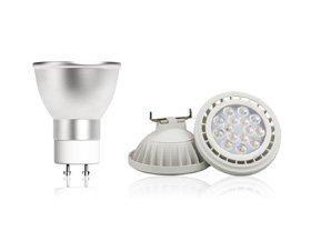 Żarówki LED GU11 MR11 AR111